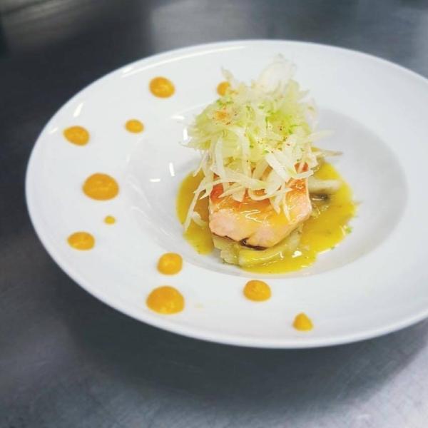 Le restaurant - L'Insolite - Lourmarin